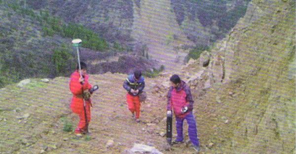 地下管線測量